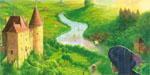 Die Burgen von Burgund - Kartenspiel (alea)