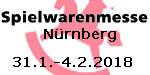 Spielwarenmesse Nürnberg 2018 Dominion-Welt