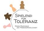 Spielend für Toleranz - Gegen Rassismus und Fremdenfeindlichkeit.