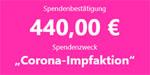Spende für Unicef